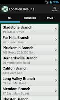 Screenshot of PGB Mobile Banking