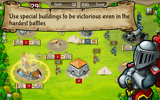 Clash of Castles - screenshot