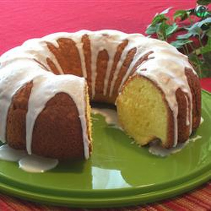 Key Lime Cake II Recipe | Yummly