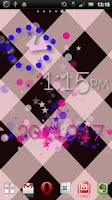 Screenshot of PolkaDotsFlow! Live Wallpaper
