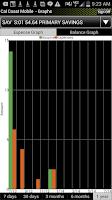 Screenshot of CALCOASTCU Mobile Banking
