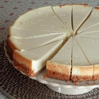 Perfect Cheesecake Everytime