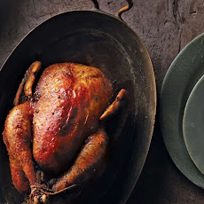 Roast Chicken with Moroccan Spices Recipe