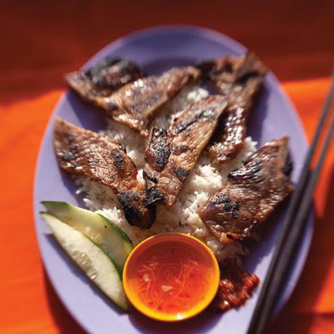 Vietnamese Grilled Lemongrass Pork (Thit Heo Nuong Xa) Recipes ...