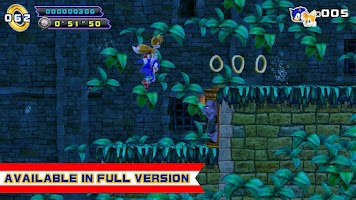 Screenshot of Sonic 4 Episode II LITE