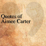 Quotes of Aimee Carter APK Image