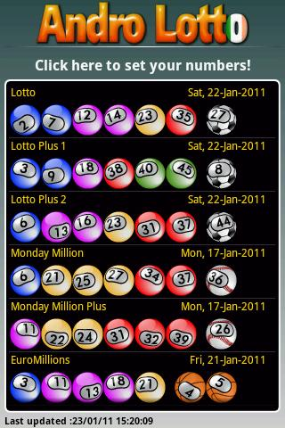 Andro Lotto IE