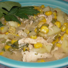 Pawtucket Chicken Chowder