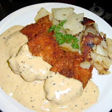 Roasted Garlic Peppercorn Sauce