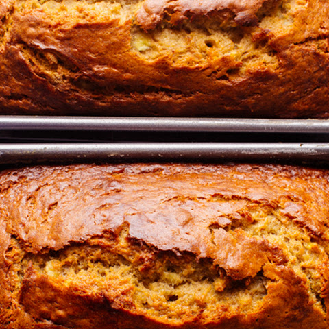 Ginger Spiced Banana Bread