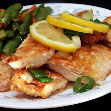 Baked Lemon Chicken With Chinese Lemon Sauce