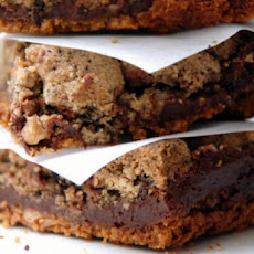 Chocolate Toffee Graham Treats