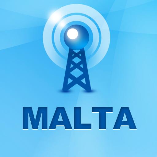 tfsRadio Malta LOGO-APP點子