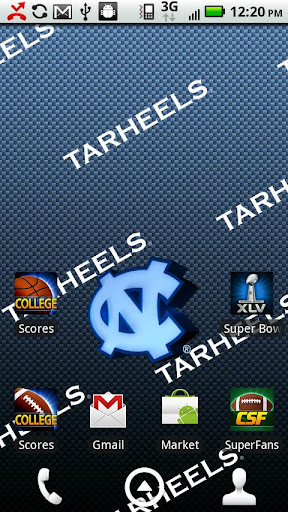 North Carolina Live Wallpaper