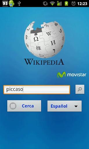 Wikipedia con Movistar Es