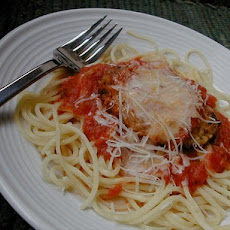 Pork Cutlet Parmigiana