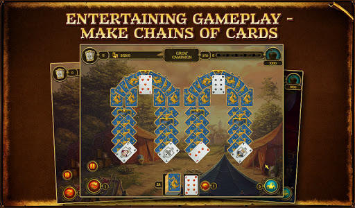 Knight Solitaire 2 - screenshot