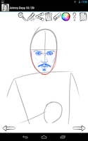 Screenshot of How to Draw: Famous Actors