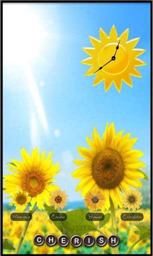 soul-of-a-sunflower for android screenshot