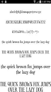 Free Download Fonts for FlipFont 50 #9 APK for Samsung