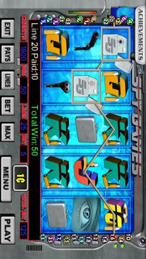Spy Games Slot Machine