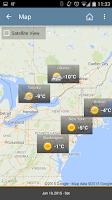 Screenshot of Weather & Clock Widget Ad Free