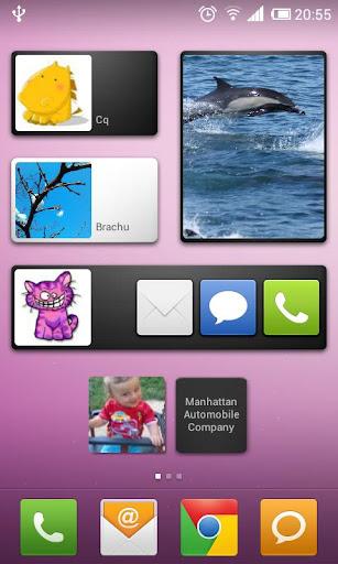 【免費個人化App】Contact Widget Frames Pro-APP點子