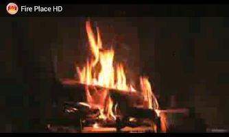 Screenshot of Fire Place HD