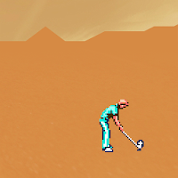 Desert Golfing pour PC (Windows / Mac)
