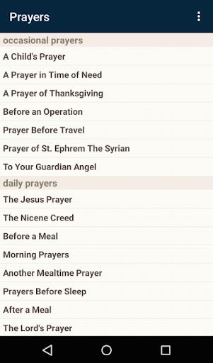 Daily Readings Plus - screenshot
