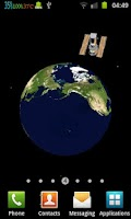 Screenshot of Hubble Around Earth 3D Live WP