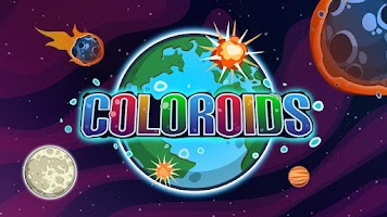 Screenshot of Coloroids
