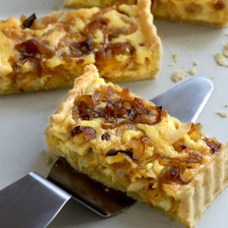 Caramelised Onion Tart