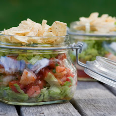 Shrimp in a Jar