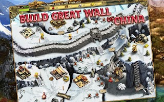 Screenshot of Building the China Wall