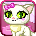 Purrfect Kitten - Dress Up icon