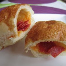 Simple Pepperoni Roll Recipe
