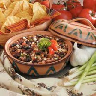 Black Eyed Pea Salsa With Italian Dressing Recipes