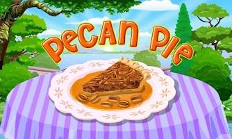 Screenshot of Pecan Pie Dessert Cooking