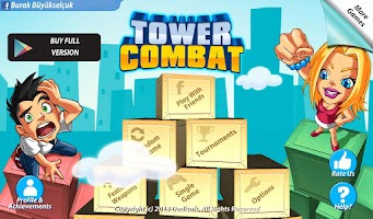 Screenshot of Tower Combat