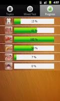 Screenshot of Human Digestive System