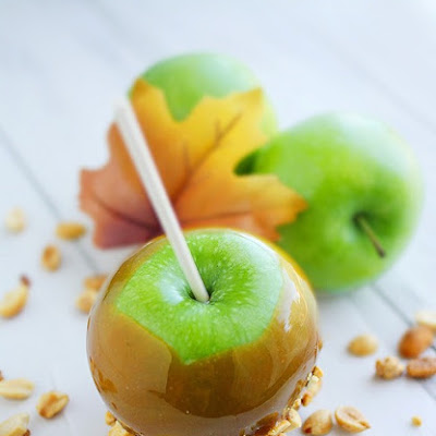 Perfect Caramel Apples