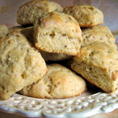 Anise & Honey Biscuits
