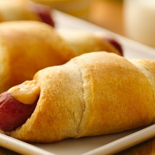 Crescent Dogs Recipes