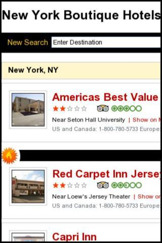 New York Luxury Hotels