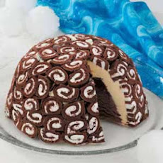 Swiss Swirl Ice Cream Cake Recipe