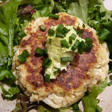 Crabcakes with Herb Aioli