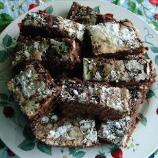 Sour Cream Brownies