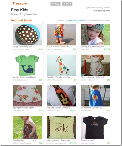 Etsykidstreasury