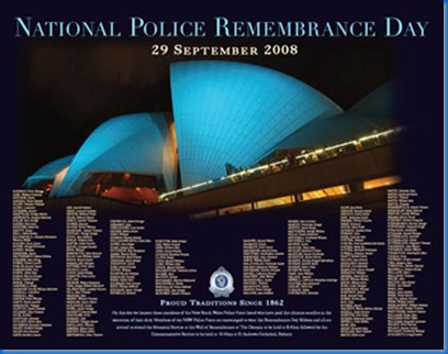 national police remembrance